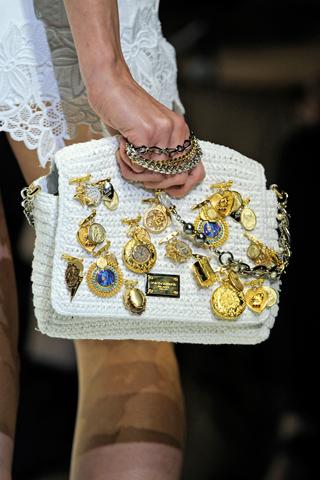Dolce & Gabbana Bag_Spring 2011