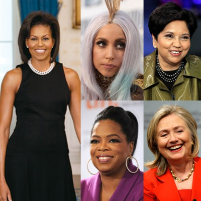 Forbes top 100 most powerful women_2010