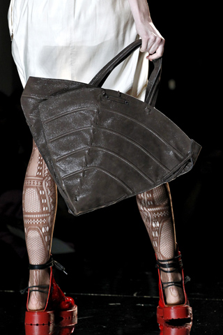 Jean Paul Gaultier Bag_Spring 2011