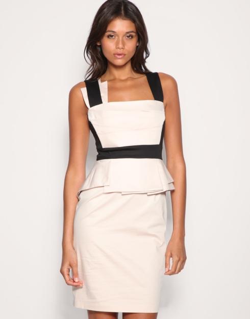 Oasis Pyramid Dress
