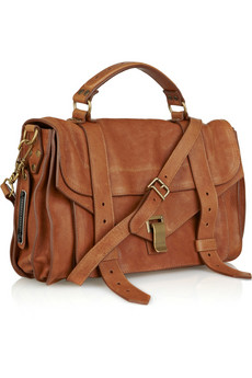 Proenza Schouler_Medium Leather Satchel