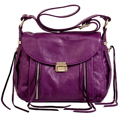 Rebecca-Minkoff_Purple Satchel