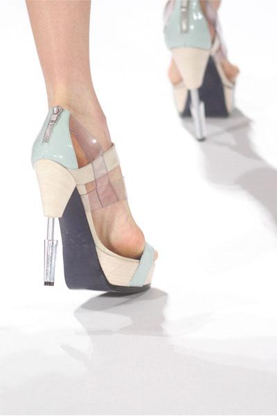 Ruthie Davis_Robot Sandal_Spring 2011