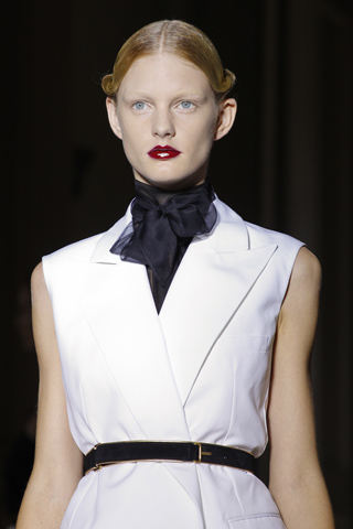 Yves Saint Laurent_Spring 2011_Paris Fashion Week