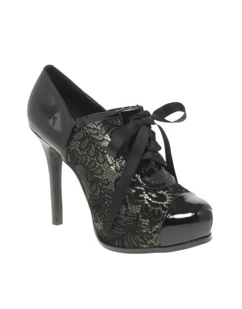 ASOS PURIFY Lace Detail Lace Up Shoes £45