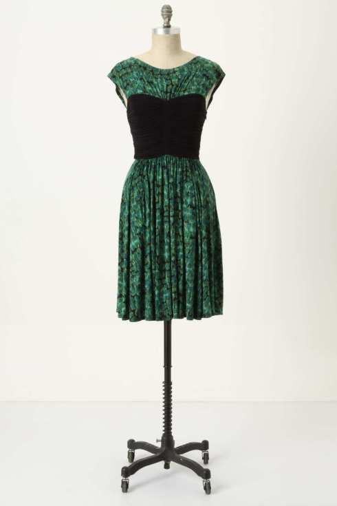 Braque Bodice Dress_Anthropologie_£128