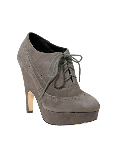 Dolce Vita Harrison Platform Lace Up Heeled Shoes £150