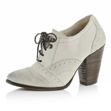 Heeled Brogues_River island