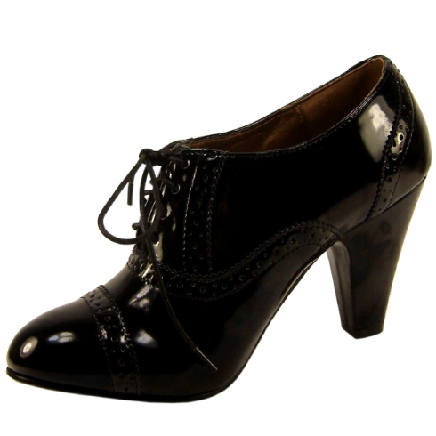 Heeled Brogues_Soyoushoes