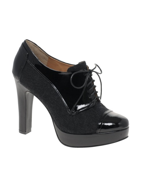 Nine West Lace Up Heeled Shoes  £90