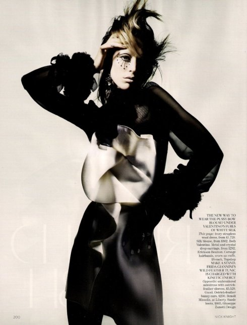 Raquel Zimmermann_Nick Knight_1