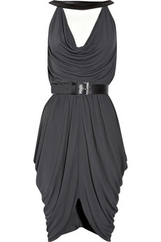 Michael Kors_Crepe-jersey draped dress_£850