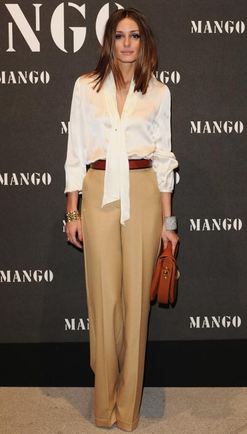 Olivia Palermo_Mango fashion show