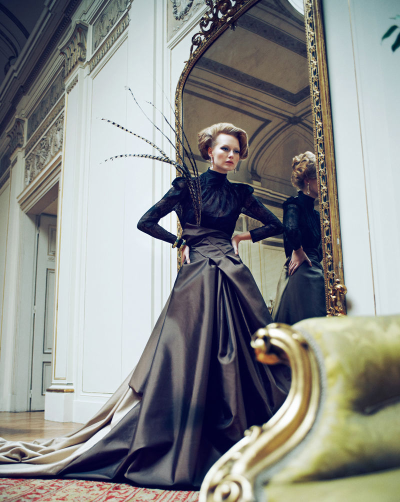 Glam Glam Absolutely Glam 50 S Editorial By Marie Claire