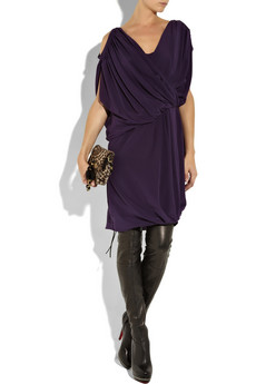 Vionnet Draped crepe de Chine dress  £1,305