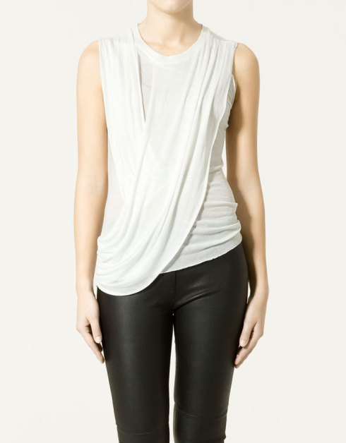 Zara studio t-shirt_£19.99
