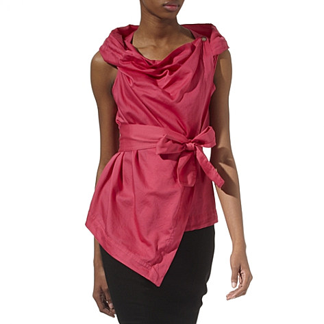 Anglomania_Square top blouse_£200
