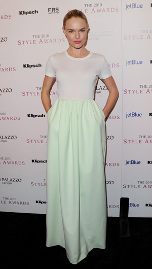 Kate Bosworth in Jil Sander_Hollywood Style Awards