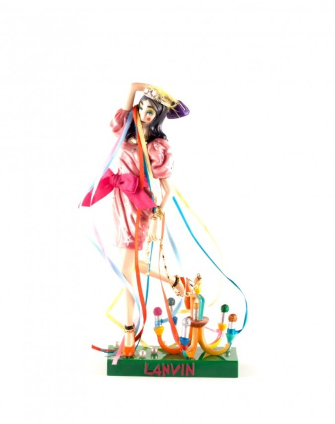 Lanvin porcelain doll 2