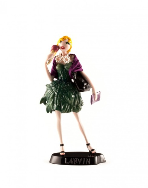 Lanvin porcelain doll 9