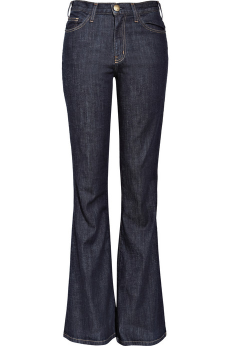 CURRENT ELLIOTT_flared jeans_£170