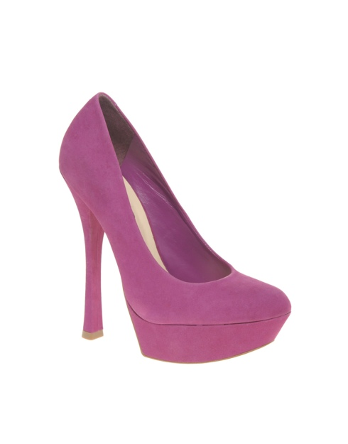 River Island Unicorn Platform Court Shoes_£65