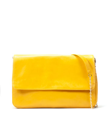 Zara XL Fashion Clutch_£70