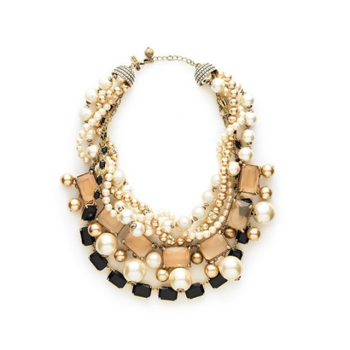 Kate Spade Street Statement Necklace $448