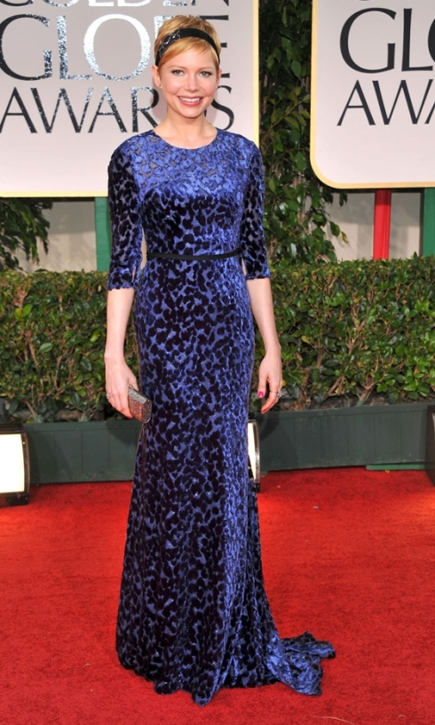 Michelle Williams in Jason Wu