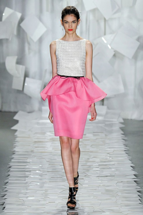 Picture 1 _ Jason Wu Spring 2012