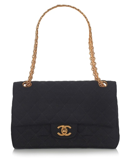 Chanel Classic 2.55 Jersey Bag £1995