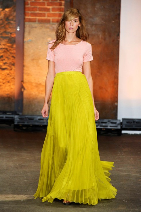 Pleats trend_CHRISTIAN-SIRIANO-SPRING-2012_1